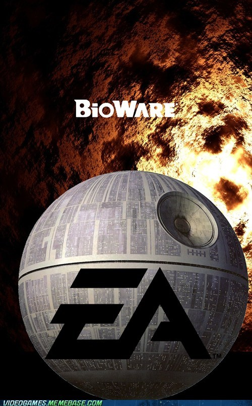 BioWare,star wars,EA