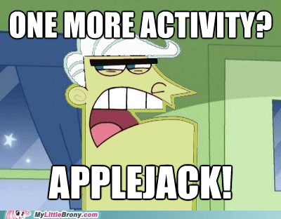 applejack dinkleberg raise this barn Memes granny smith - 6910772992