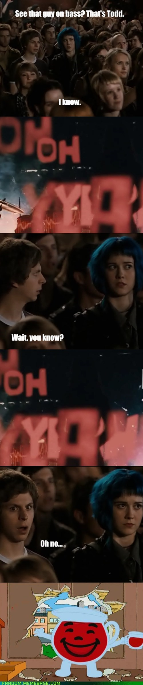 scott pilgrim kool aid movies - 6910803456