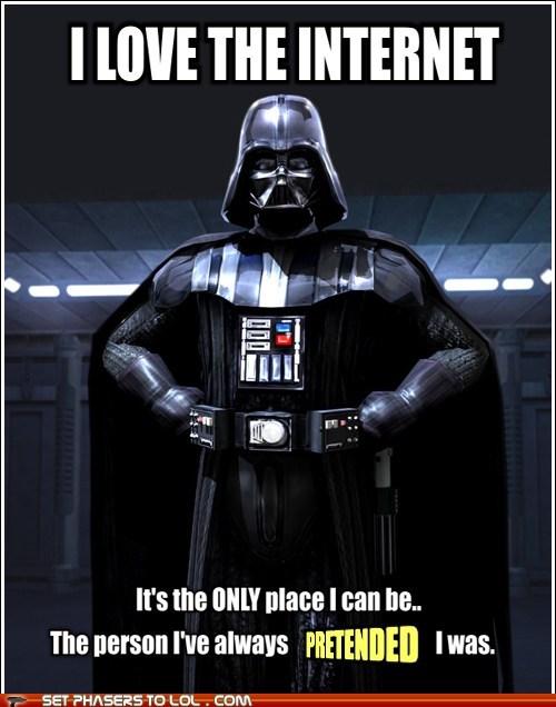 star wars internet tough guy love pretending darth vader - 6911040000