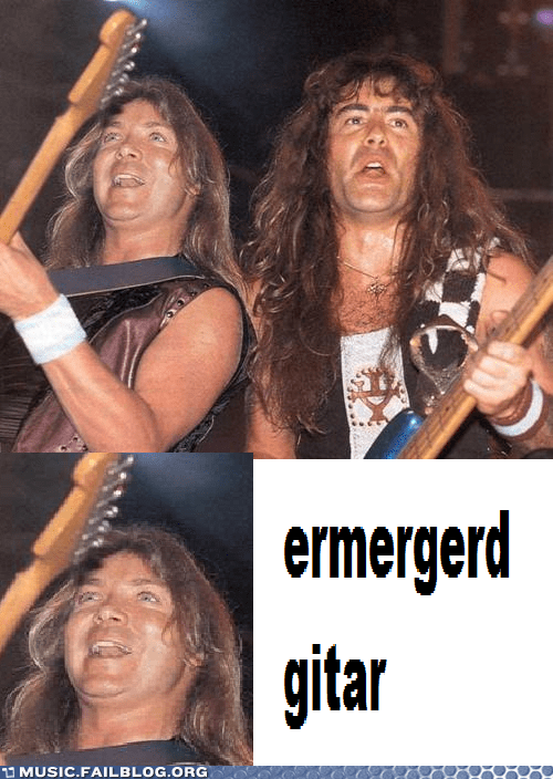 Ermahgerd,guitars