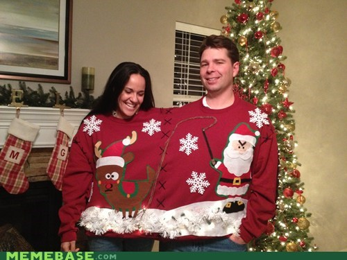 christmas sweater - 6911505920