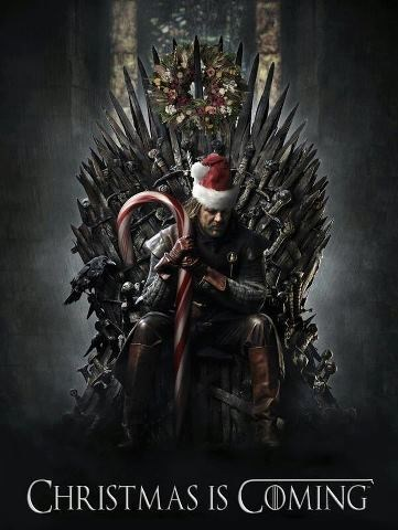 christmas,Game of Thrones,funny,holidays
