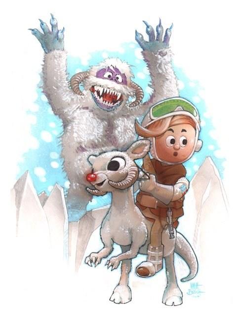 christmas star wars funny holidays - 6911570432