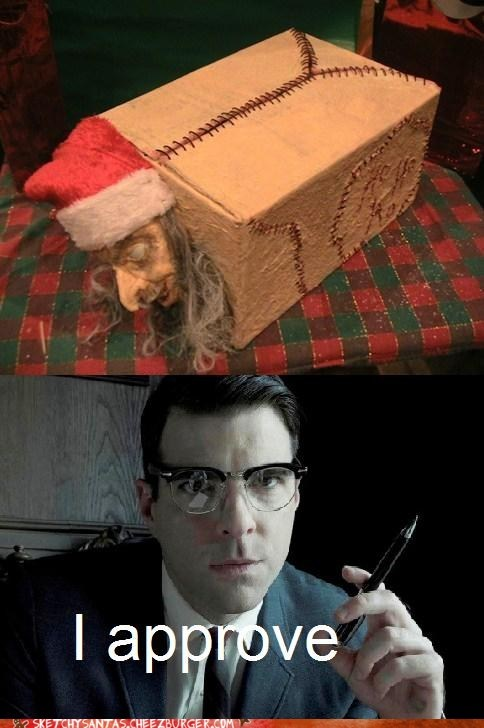 creepy gift holidays - 6911783680