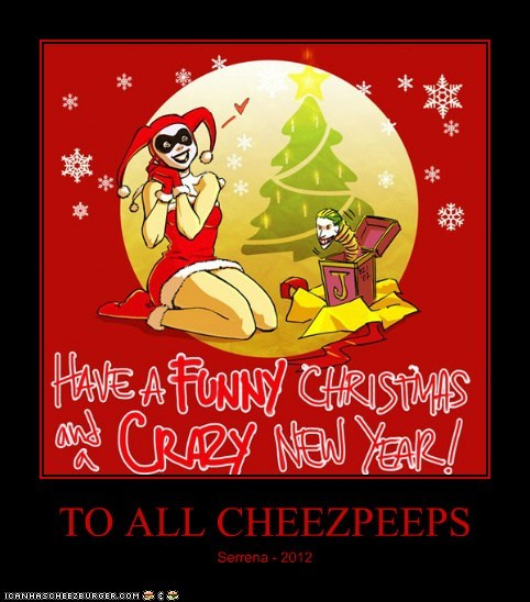 TO ALL CHEEZPEEPS