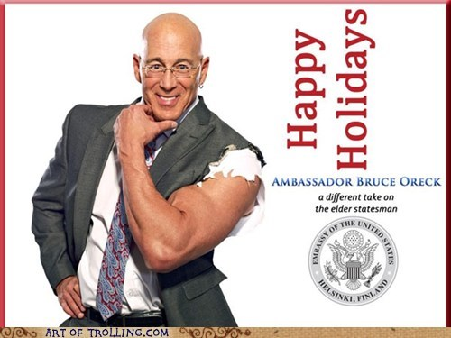 wtf strong ambassador holidays