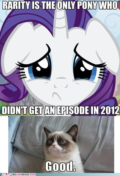 season 3 rarity Grumpy Cat tard - 6912732928