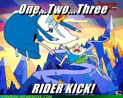 kick cartoons adventure time - 6912736768