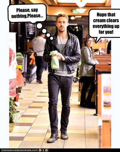 embarrassing,please,Ryan Gosling,cream,begging