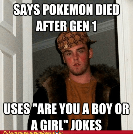 scumbag get your facts straight are you a boy or girl meme - 6914652160