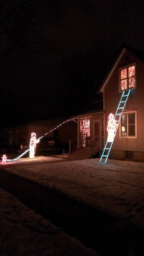 christmas decorations funny holidays - 6914905344