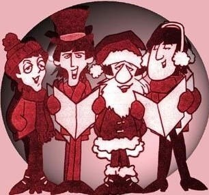 christmas,the Beatles