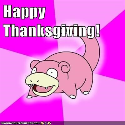 christmas,thanksgiving,slowpoke