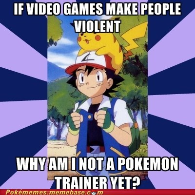 violence,trainer,video games