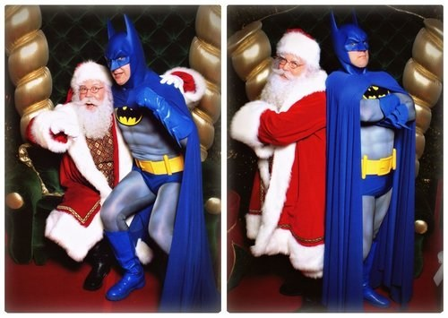 buddy,santa,batman