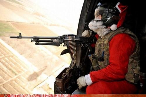 christmas santa holidays - 6916429824