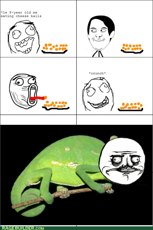 me gusta cheese balls chameleon - 6917093376