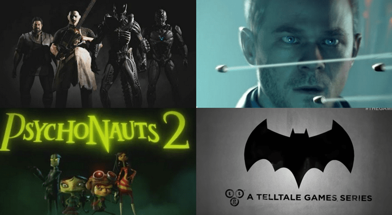 trailers game awards Video Game Coverage - 691717