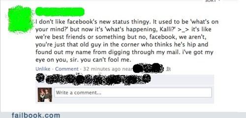 what's on your mind,whats-happening,status update,failbook,g rated