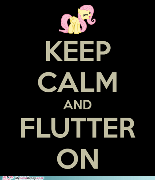 yay Memes fluttershy keep calm - 6917981952