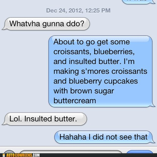 did not see that croissants insulted butter - 6918191872