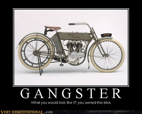 moped gangsta motorcyle bike