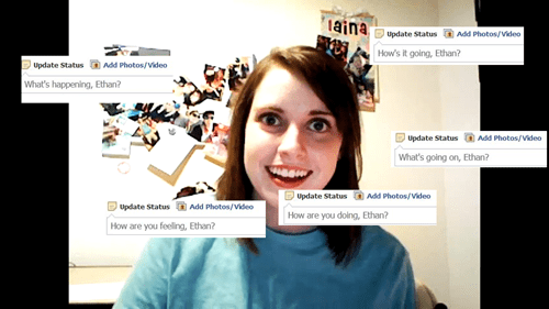 oag,overly attached girlfriend,overly attached facebook,failbook,g rated