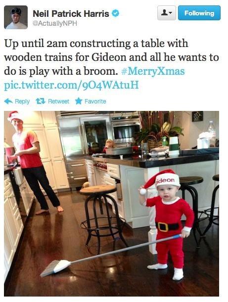 christmas Neil Patrick Harris - 6920349952