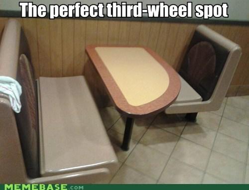 chair restaurant third wheel - 6920528896
