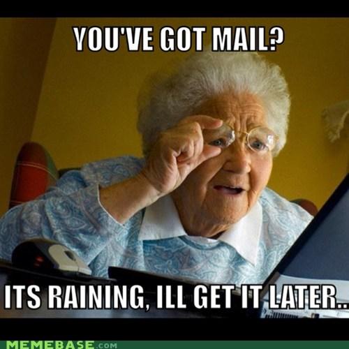 Net Noob grandma mail - 6920674816