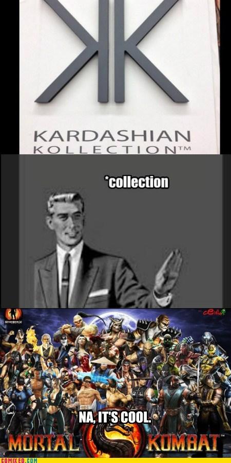 cool grammar nazi kardashian Mortal Kombat - 6920752384