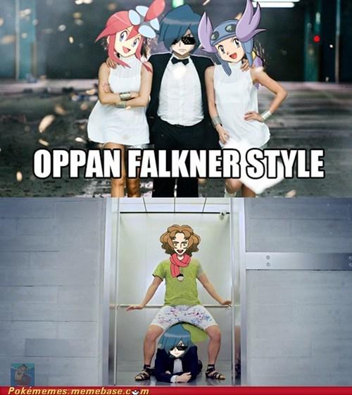 gangnam style,psy,falkner