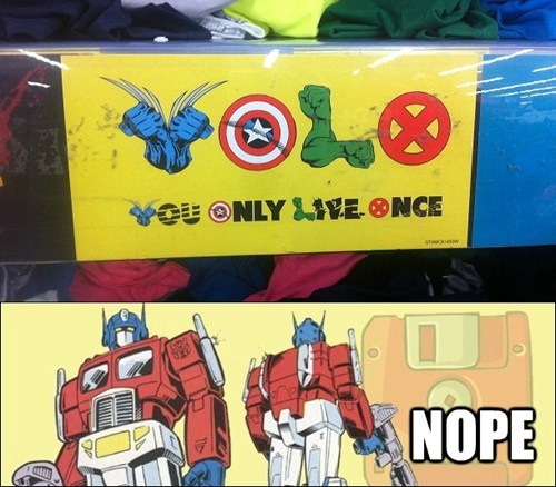 yolo,lies,optimus prime