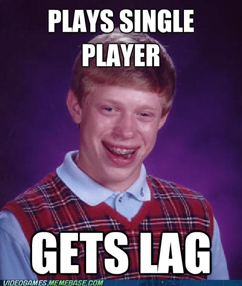 bad luck brian lag Memes Walmart - 6921842432