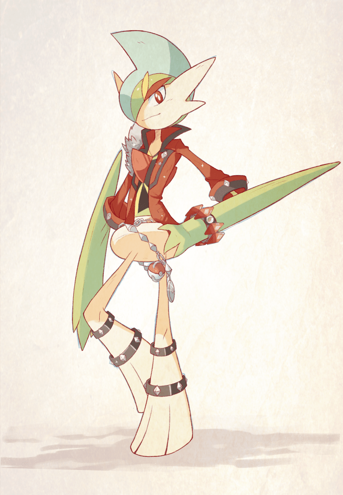 cosplay list Fan Art gallade gardevoir - 692229