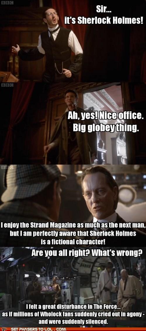 fictional character star wars disturbance fandom sherlock holmes Office doctor who no - 6922515968