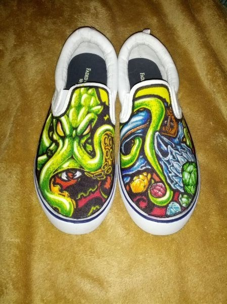 shoes cthulhu