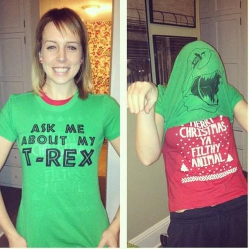 T.Shirt t rex - 6923205632