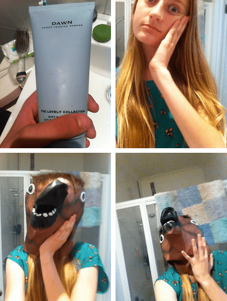 Beware the Sarah Jessica Parker Face Cream...