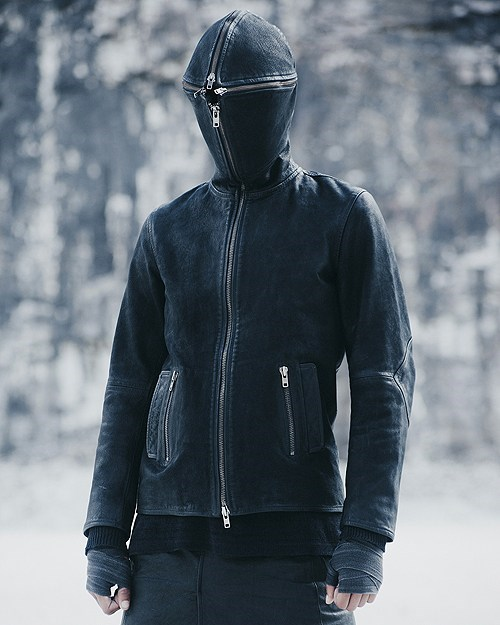yikes fashion wtf Deformed hoodie - 6923488000