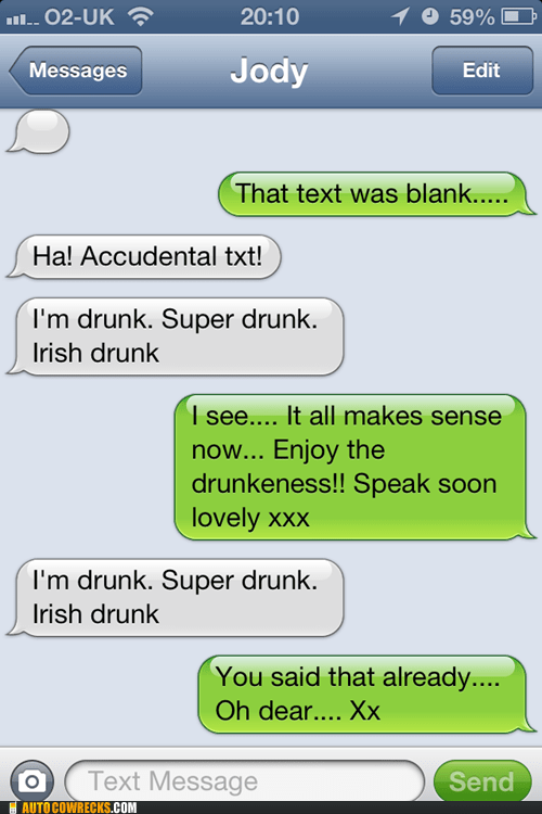 iPhones drunk won't end well drunk texting - 6923537920