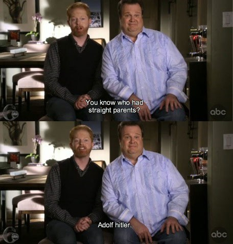 Modern Family,eric stonestreet,actor,TV,funny,ABC