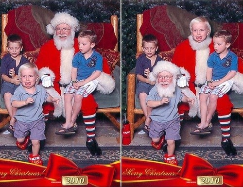 christmas face swap santa funny holidays g rated sketchy santas - 6923678464