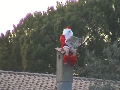 christmas santa funny holidays - 6923681792