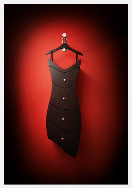dresser little black dress - 6923759104