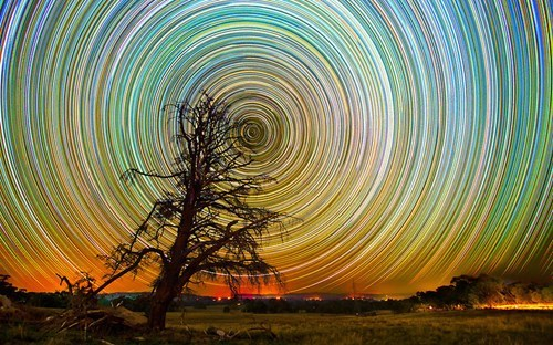 australia star trails landscape exposure time destination WIN! g rated