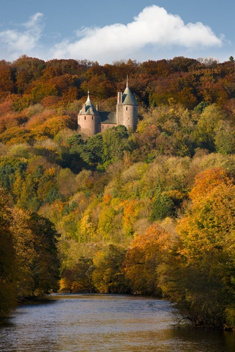 europe Wales castle magical - 6924867840