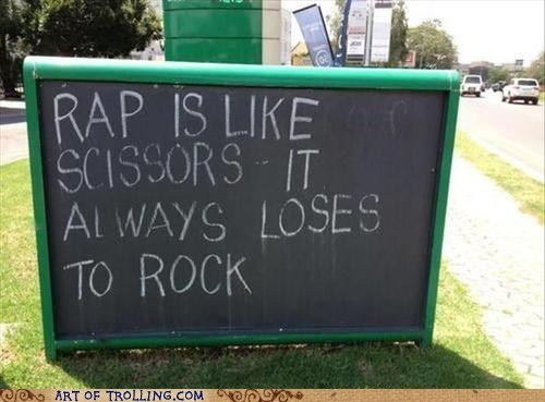 sign Music rock rap rock paper scissors nickleback - 6925242112