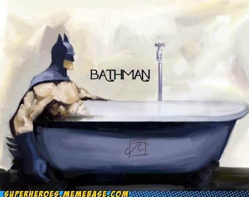 wtf,art,bath,batman